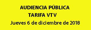 Tarifa-VTV